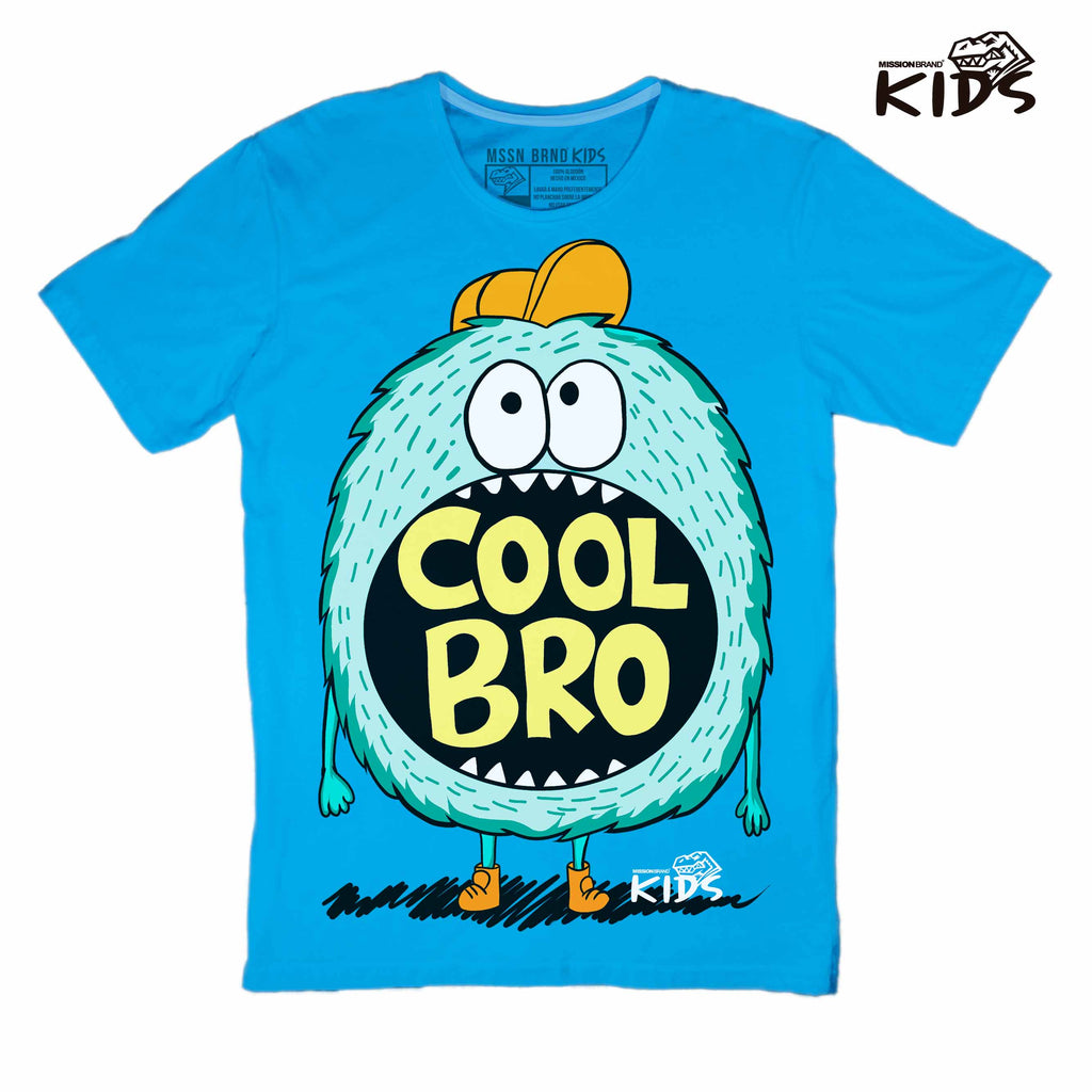 "Playera Kids ""Cool Bro"""
