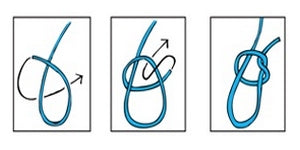 "The Tenkara ""One Knot"" Diagram"