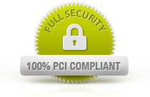 PCI compliance banner