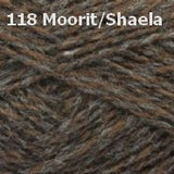 Spindrift Wool Moorit/Shaela