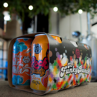 Case of Funky Bunch Mixed 6 - 24 cans!