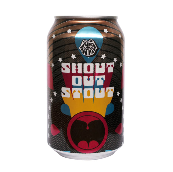 Case of Shout Out Stout 330ml X 12