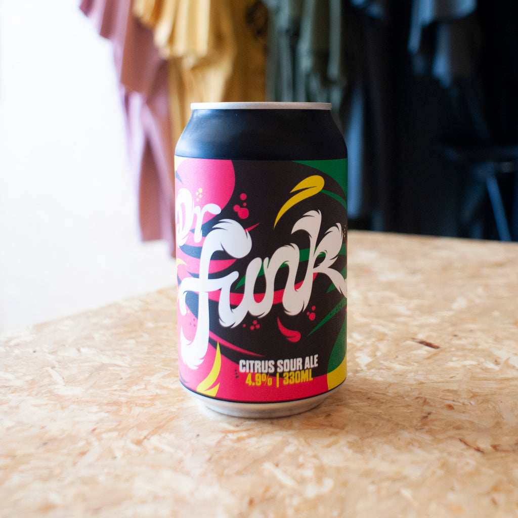 Dr Funk Citrus Sour 330ml x 12 (Singles)