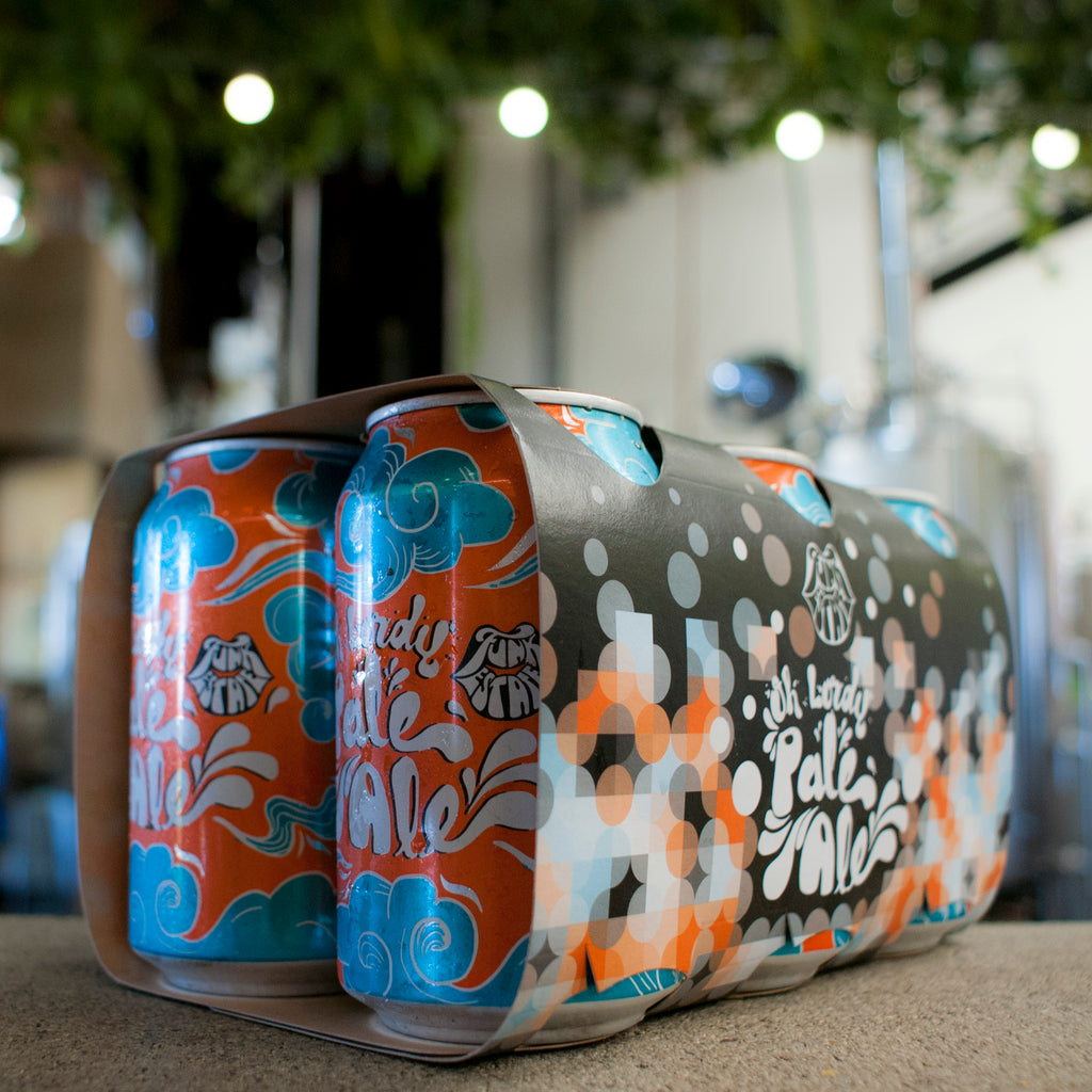 Case Oh Lordy Pale Ale 330ml x 24 (singles)
