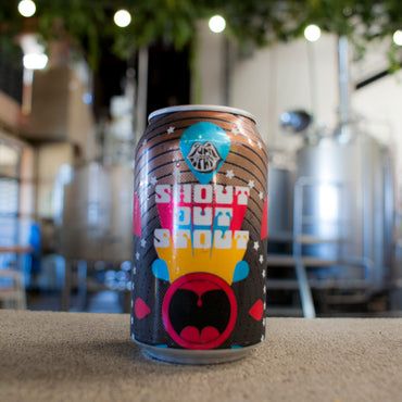 Shout Out Stout 330ml Single