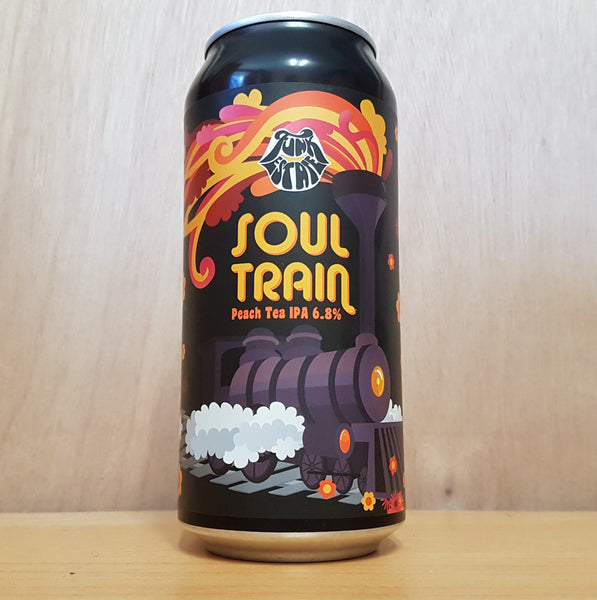 Soul Train Peach Tea IPA 440ml Single