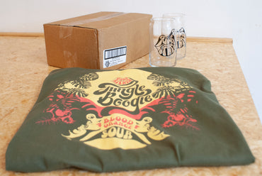 Mixed 12 pack - 2 Glasses - Tshirt Gift Pack!