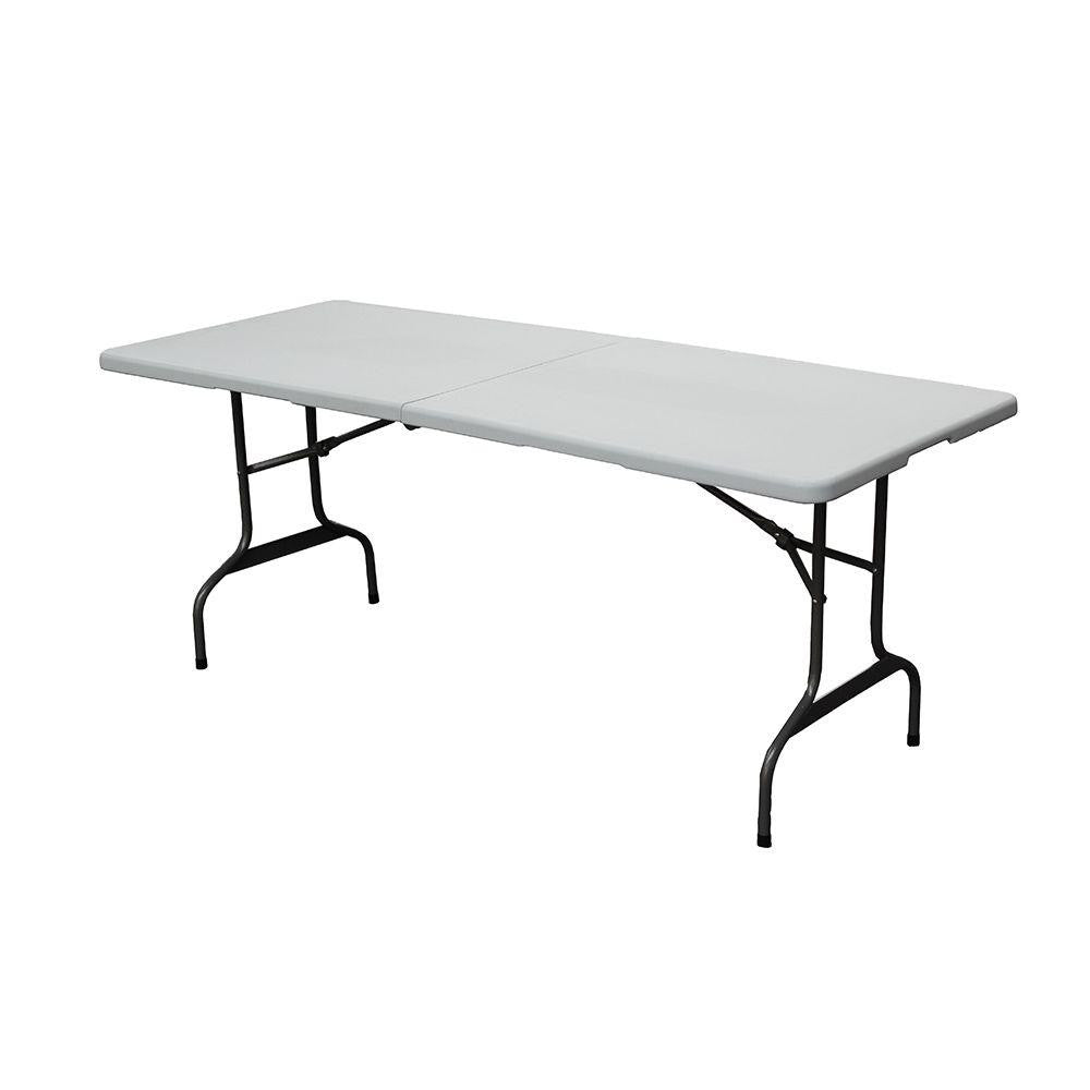 6 ft Folding Table – Home of the Borrow Button