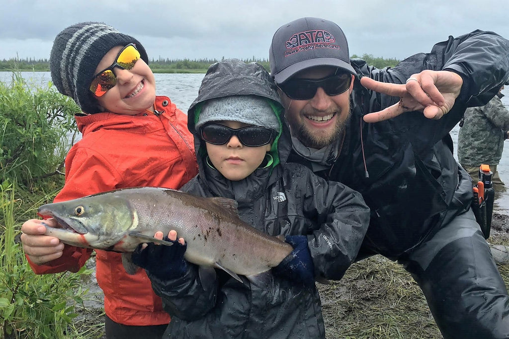 A Peek in to the Mind of a Fishing Guide at ATA Lodge on the Alagnak Wild River, a Bristol Bay Fishing Lodge!