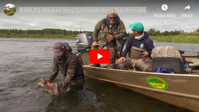 Part 1 - IFISH TV Fishing at ATA Lodge