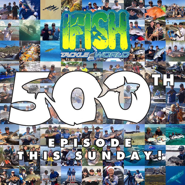 ATA Lodge Featured in IFISH TV's 500th Episode
