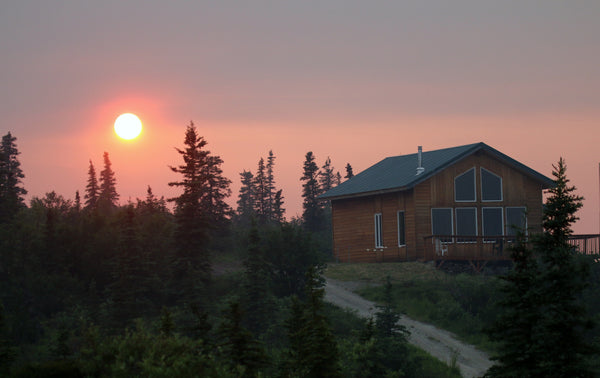 Alaska Trophy Adventures Lodge Swiss Chalet Package - alaskatrophyadventures