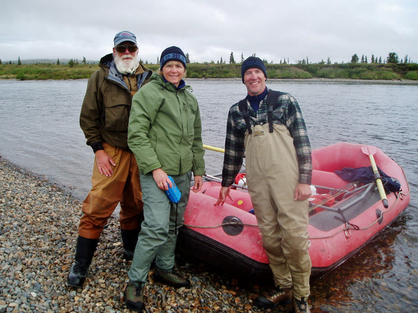 Alaska Trophy Adventures Lodge Unguided Float Trip - alaskatrophyadventures