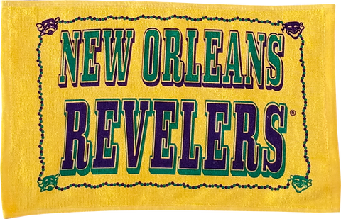 New Orleans Revelers Towel