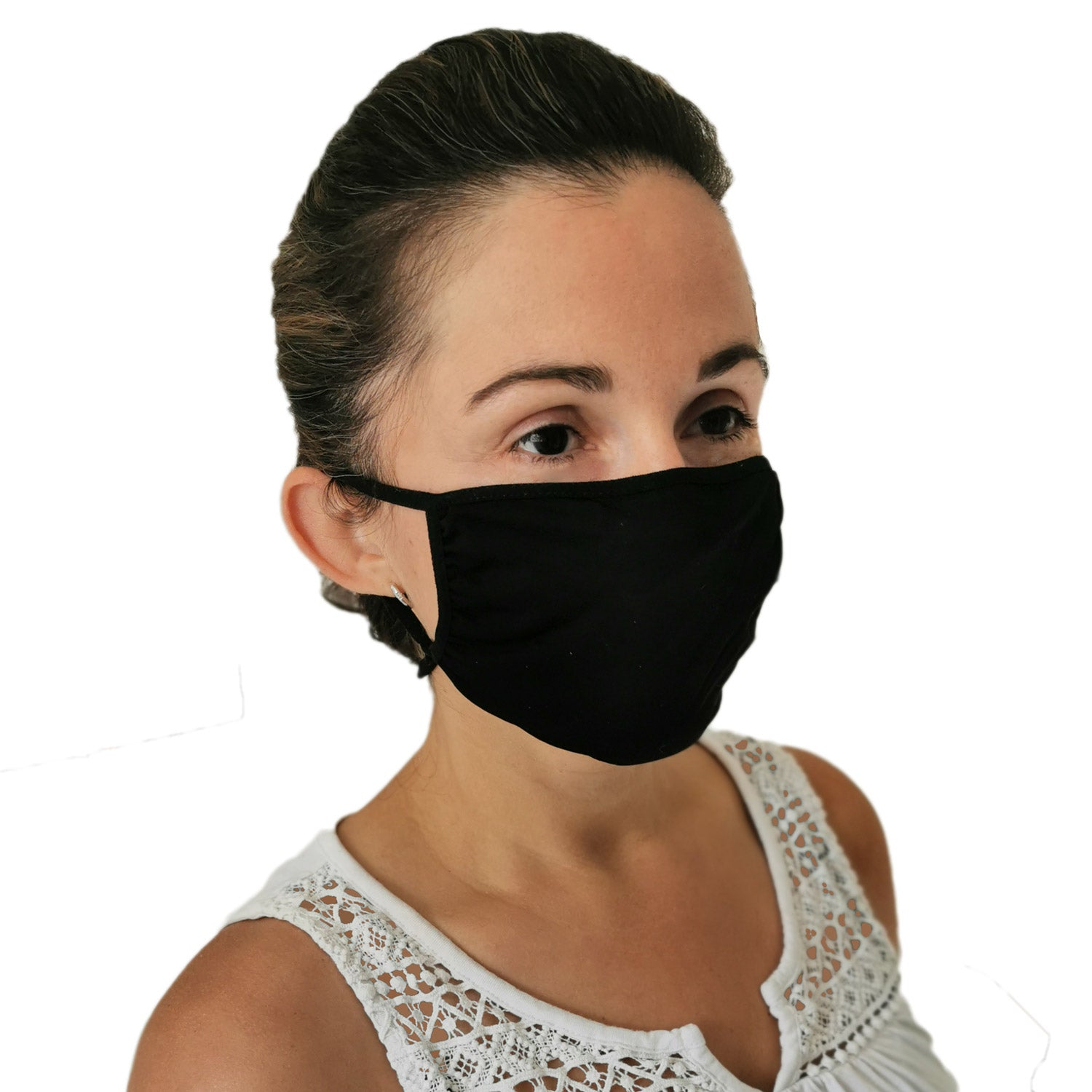 Dual-Layer Surgical Mask