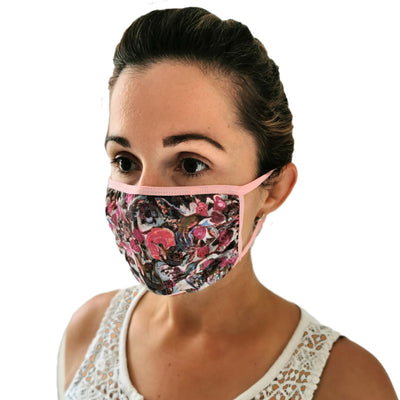 Beauty & Hygiene Mask (Art Print)