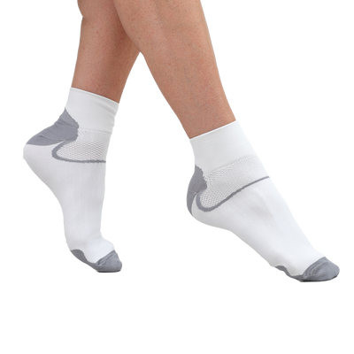 Quarter Crew Circulation Socks