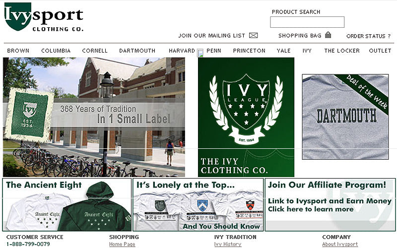 Ivysport Launches New Website!