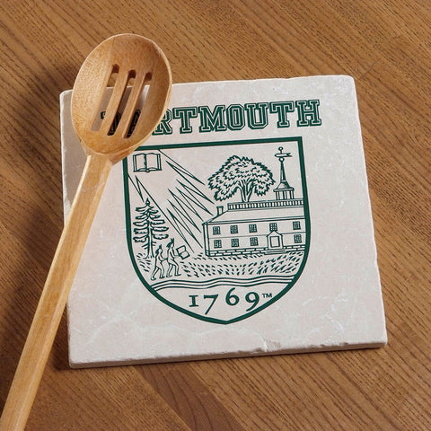 Dartmouth Crest Trivet