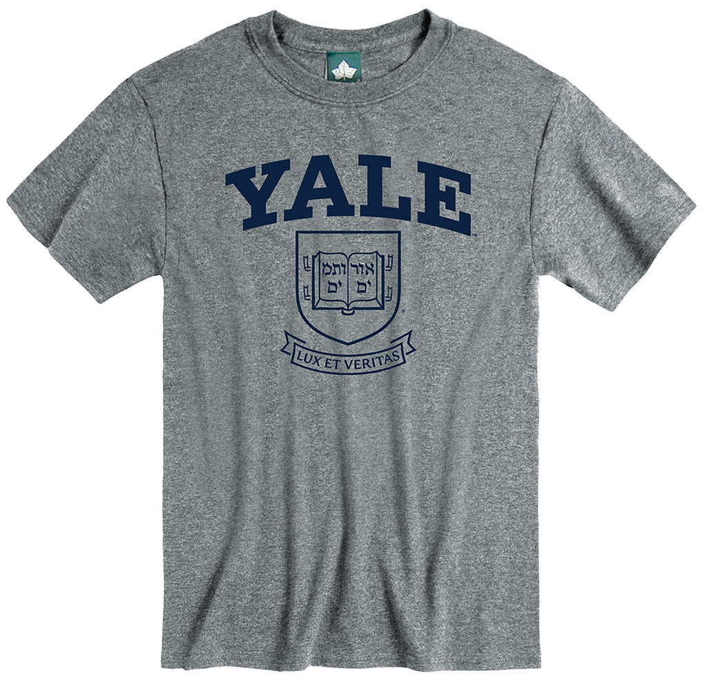 Yale Heritage T-shirt (Charcoal Grey)