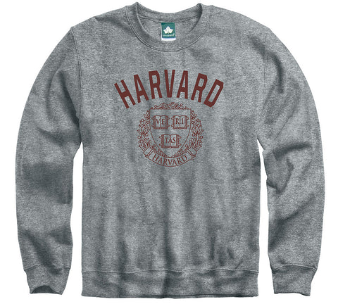 Harvard Heritage Sweatshirt (Charcoal Grey)