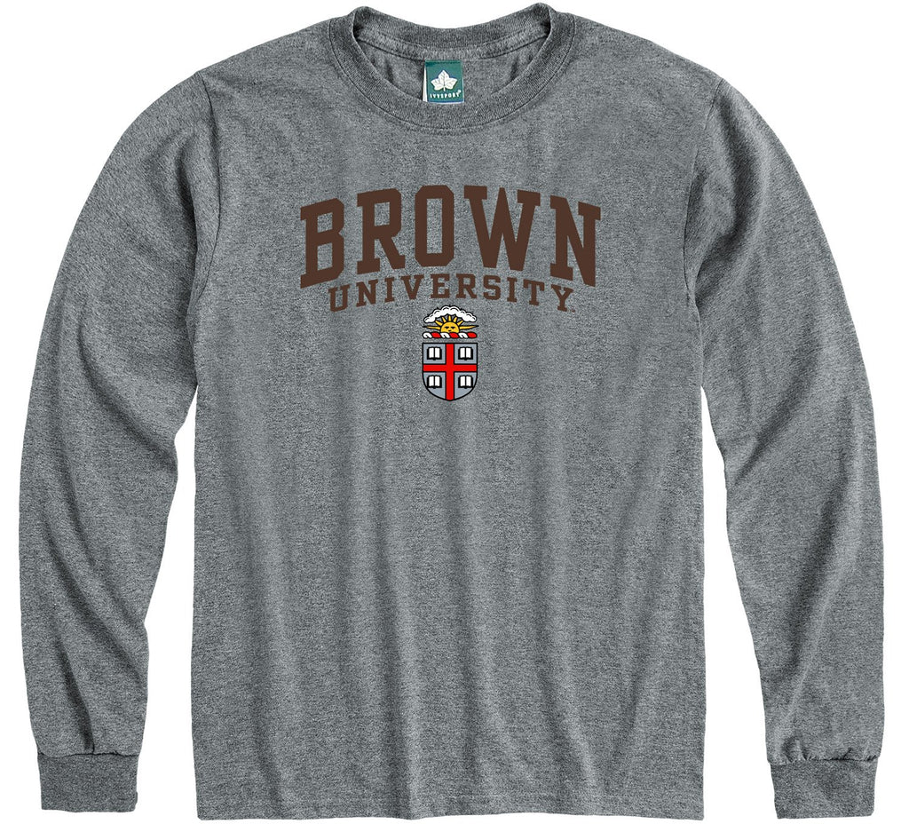 brown university long sleeve t-shirt