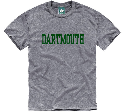 Dartmouth Classic T-Shirt (Charcoal Grey)