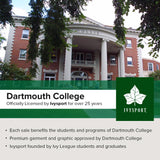 dartmouth college long sleeve t-shirt