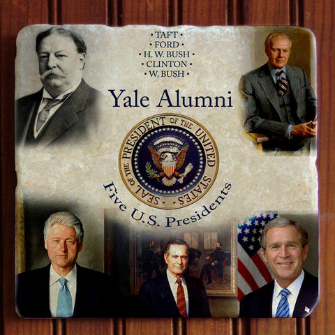 Yale Presidents Wall Trivet