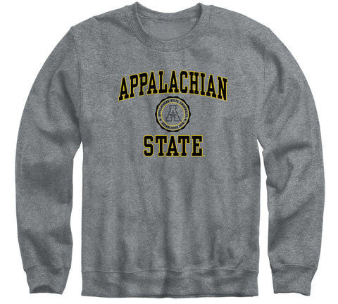 Appalachian State University Heritage Sweatshirt (Charcoal Grey)