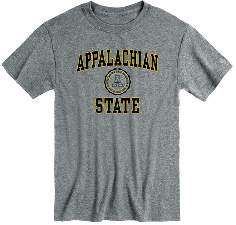 Appalachian State University Heritage T-Shirt (Charcoal Grey)