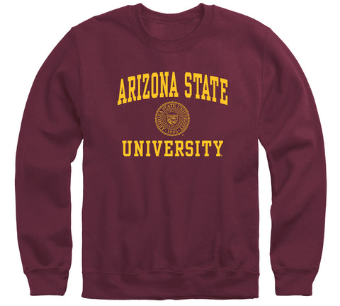 Arizona State University Heritage Sweatshirt (Maroon)