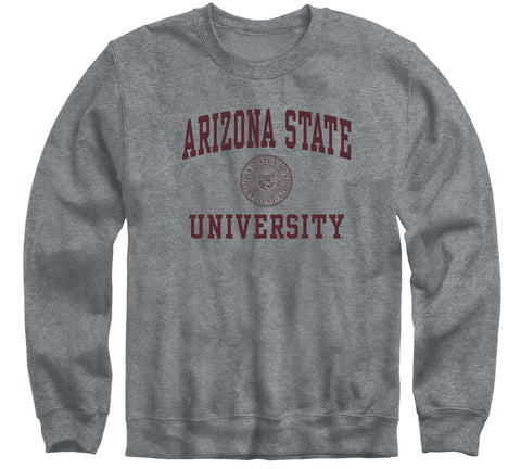 Arizona State University Heritage Sweatshirt (Charcoal Grey)