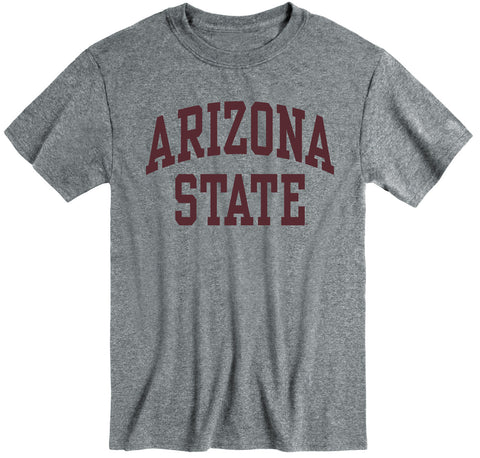 Arizona State University Classic T-Shirt (Charcoal Grey)