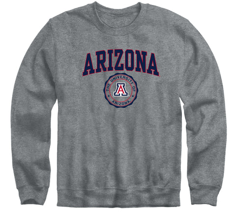 University of Arizona Heritage Sweatshirt (Charcoal Grey)