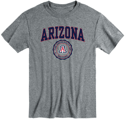 University of Arizona Heritage T-Shirt (Charcoal Grey)