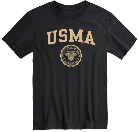 Army Heritage T-Shirt (Black)