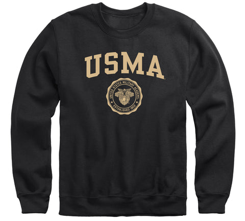 Army Heritage Sweatshirt (Black)