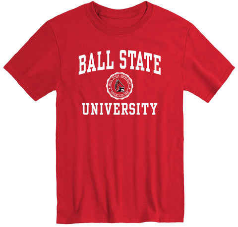 Ball State University Heritage T-Shirt (Red)