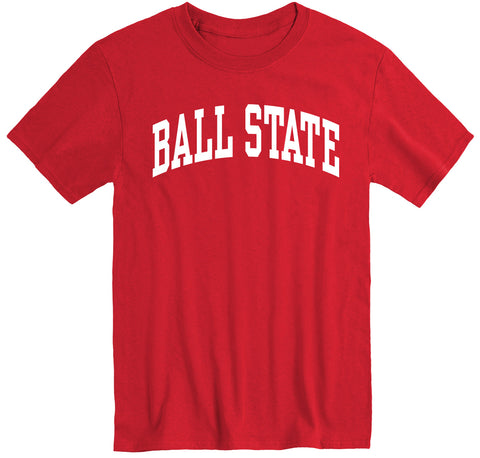 Ball State University Classic T-Shirt (Red)