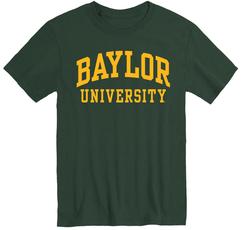 Baylor University Classic T-Shirt (Hunter Green)