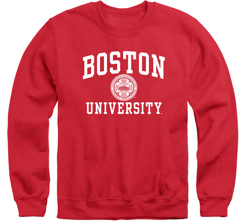 Boston University Heritage Sweatshirt (Red)