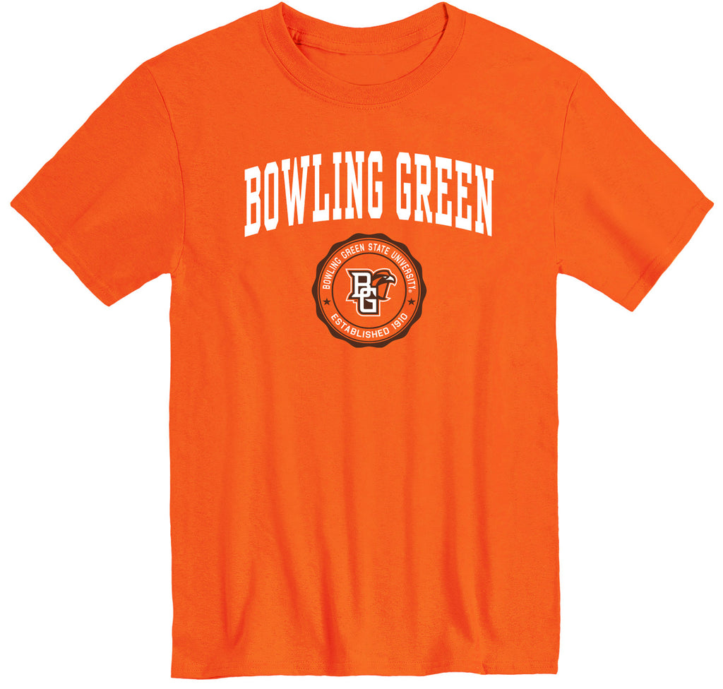 Bowling Green State University Heritage T-Shirt (Orange)