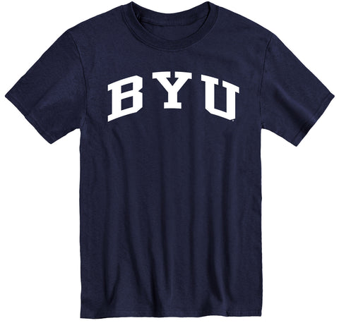 Brigham Young University Classic T-Shirt (Navy)