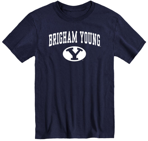 Brigham Young University Heritage T-Shirt (Navy)