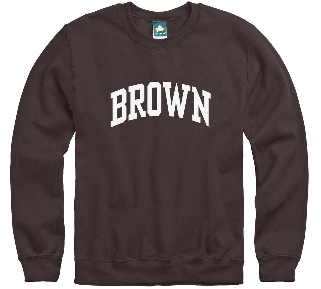 Brown Classic Sweatshirt (Brown)