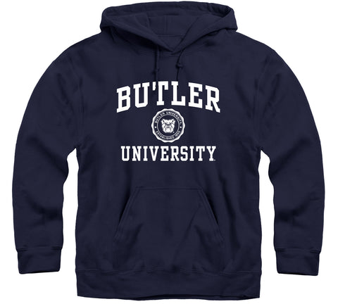 Butler University Heritage Hooded Sweatshirt (Navy)