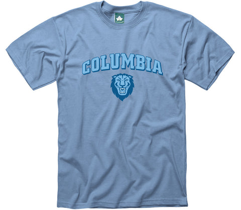 Columbia Athletics T-Shirt (Light Blue)