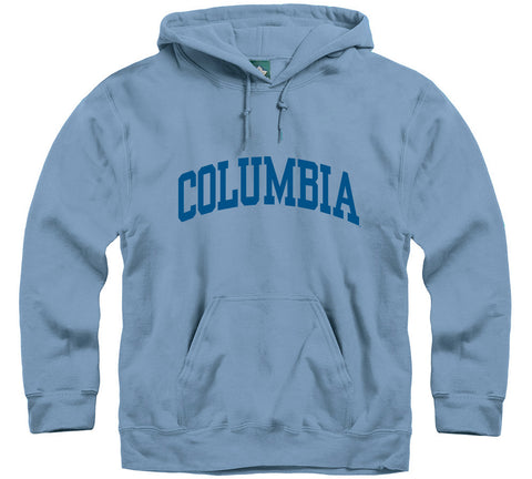 Columbia Classic Hooded Sweatshirt (Columbia Blue)