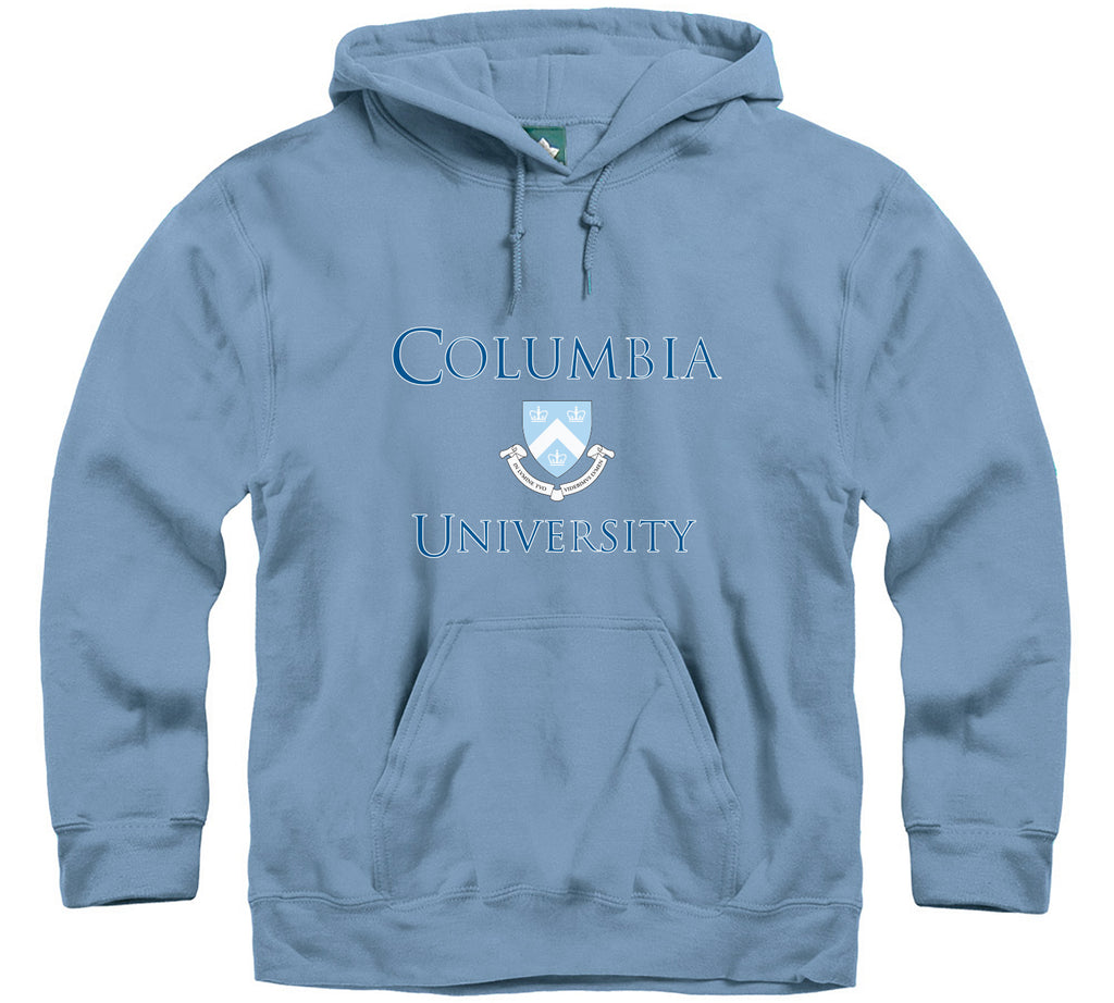 Columbia Crest Hooded Sweatshirt (Columbia Blue)